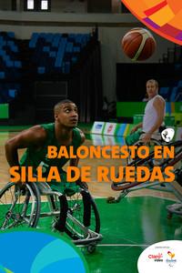 Paralímpicos Rio 2016: Baloncesto en silla de ruedas