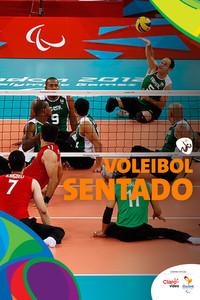 Paralímpicos Rio 2016: Voleibol sentado