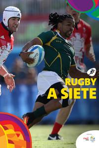 Rio 2016: Rugby a siete