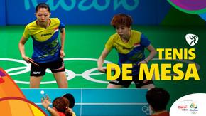 Rio 2016: Tenis de mesa